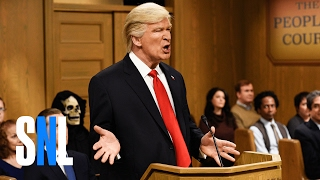 Video Trump People's Court - SNL MP3, 3GP, MP4, WEBM, AVI, FLV Maret 2018