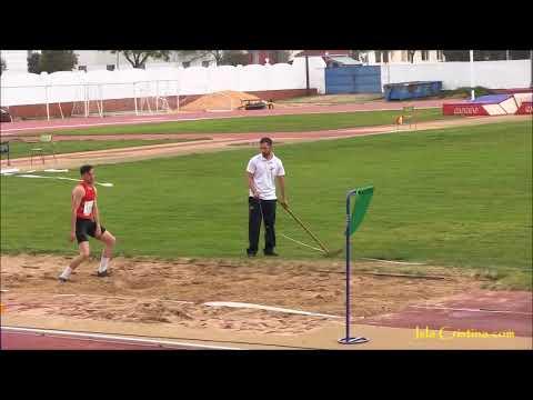 Resumen Control de Atletismo celebrado el sábado en Isla Cristina