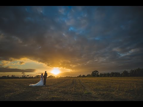 South Barn Wedding Video - Vicky and Martin