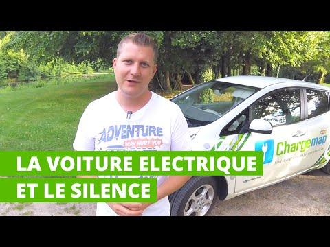 La voiture électrique et le silence