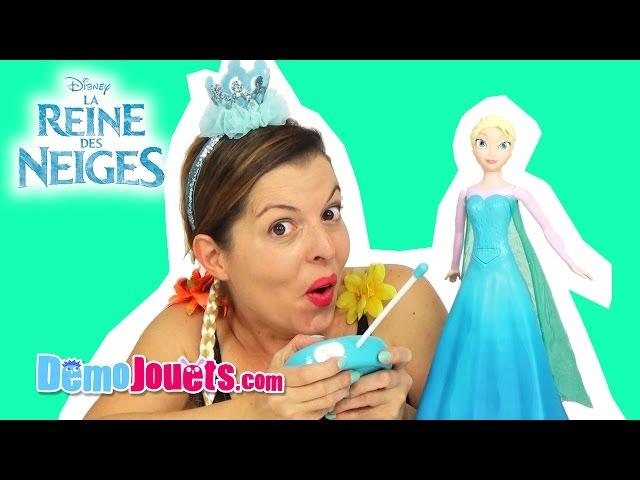 jouet reine des neiges disney frozen elsa patine et chante imc toys dmo jouets. Black Bedroom Furniture Sets. Home Design Ideas