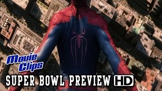 The Amazing Spider-Man 2 - Super Bowl PREVIEW (2014) HD