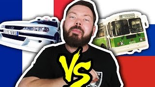Video TRANSPORTS FRANÇAIS VS RUSSES - Daniil le Russe MP3, 3GP, MP4, WEBM, AVI, FLV November 2017