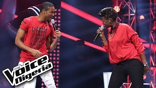 Mojisola vs Promise: 'Only Me' / The Voice Nigeria 2016