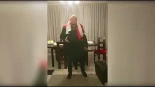 Wstrząsające nagranie z aresztowania Piotra Rybaka.