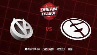 Vici Gaming vs Evil Geniuses, DreamLeague Season 11 Major, bo3, game 1 [Jam & Maelstorm]