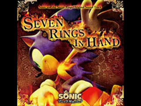 Sonic and the Secret Rings OST -