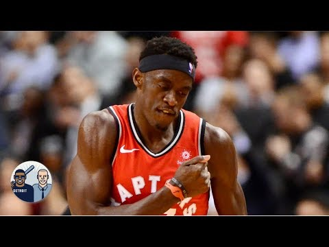 Video: Pascal Siakam is the NBA's Most Improved Player | Jalen & Jacoby