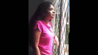 Sri Lankan Girl Bark