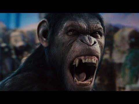 Planet - Andy Serkis on where we find Ceasar at the start of Dawn of the Planet of the Apes and the decision to either live with or dominate the humans.