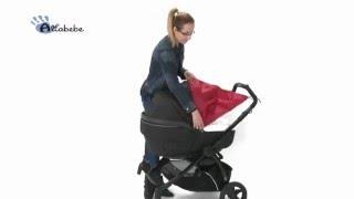 Altabebe Sonnensegel für Buggy und Kinderwagen AL7010 – Video-Anleitung