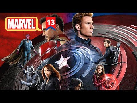Captain America Civil War Explained in Hindi | MCU Movie 13 Explained in Hindi