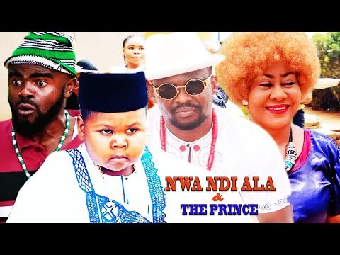 Nwa Ndi Ara And The Prince Season 1 - New Movie|2019 Latest Nigerian Nollywood Movie