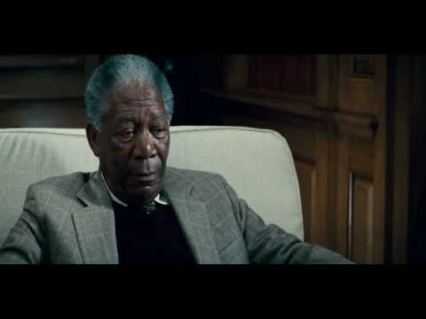 inspiration - Inspiration from Invictus, with Morgan Freeman & Matt Damon.