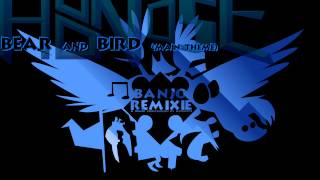 HooNose - BANJO REMIXIE - Bear and Bird (Main theme)