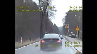 """""""Swoim BMW wyprzedził nawet policjantów!"""" Utrata prawka, 20 punktów i 700 zł w kilka sekund!"""