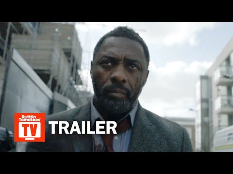 Luther Season 5 Trailer | 'Idris is Back' | Rotten Tomatoes TV