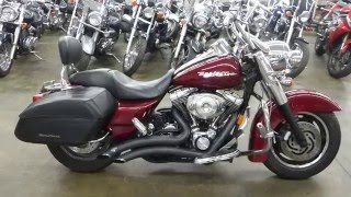 8. 2004 Harley Davidson Road King custom Description