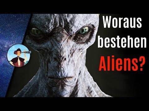 Bestehen Aliens aus Fleisch und Blut?