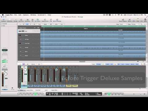 Slate Digital – Trigger Deluxe Drum Samples