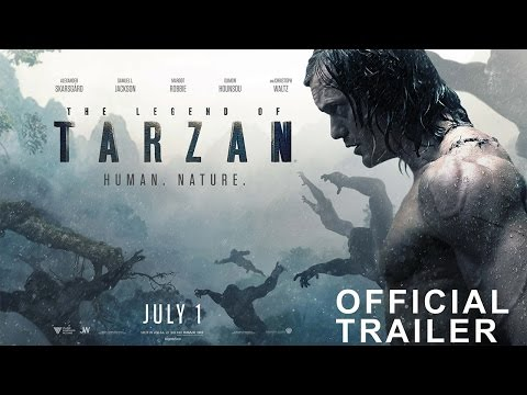 THE LEGEND OF TARZAN - Official Trailer 2