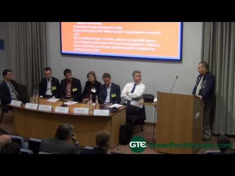 Funding Cleantech Conference -ORC Innovations Ltd