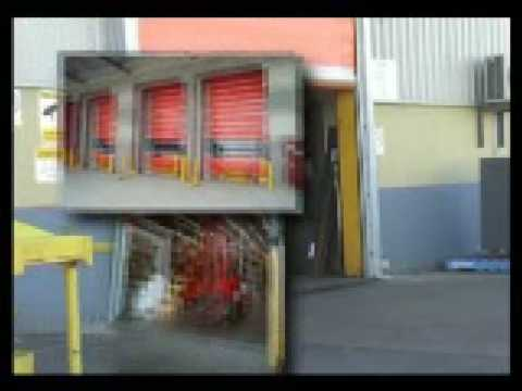Rapid Auto Roll Door Series 4000 Video Image