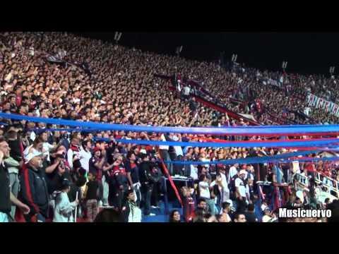 Video - San Lorenzo 3 Botafogo 0 Esta banda que esta descontrolada no te deja de alentar.. - La Gloriosa Butteler - San Lorenzo - Argentina