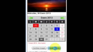 Video de Youtube de Venezuela Calendario 2015