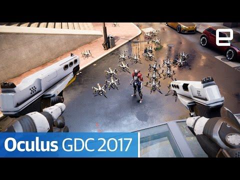 Oculus at GDC 2017   Hands-on   GDC 2017