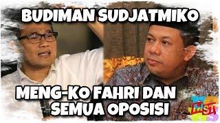Video Bravo, Budiman Sudjatmiko Meng-KO Fahri Hamzah dan Semua Oposisi di ILC MP3, 3GP, MP4, WEBM, AVI, FLV Desember 2018