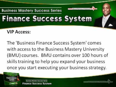 Victor Holman – Finance Success System