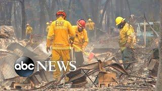 Video California residents describe loss, harrowing escapes from deadly wildfires MP3, 3GP, MP4, WEBM, AVI, FLV November 2018
