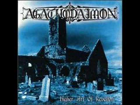 Agathodaimon - Ribbons / Requiem