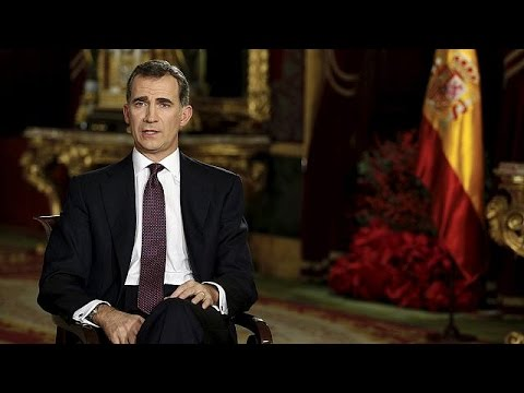 Ισπανία: Έκκληση για ενότητα και πολιτικό διάλογο από το βασιλιάς της Ισπανίας