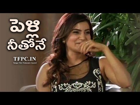 Samantha Proposes To Naga Chaitanya