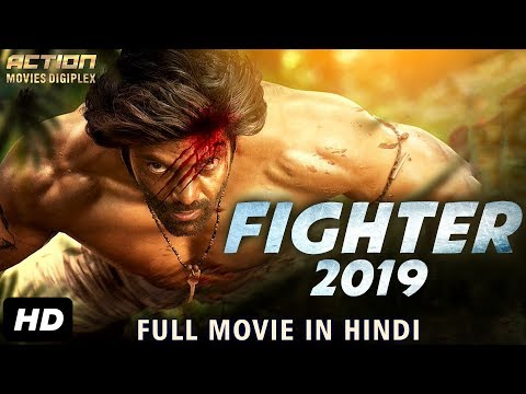 FIGHTER - Blockbuster Full Hindi Dubbed Action Movie   Hindi Action Movies   South Indian Movie