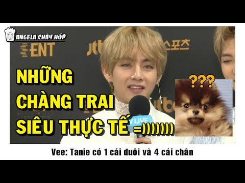 [BTS Funny moments #69] Những chàng trai siêu thực tế =)))