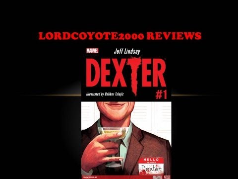 Dexter #1  comic book review #118