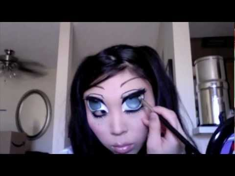 anime - I've seen a lot of anime/manga eye makeup looks in the past, but a lot of them don't look like the actual style seen in anime/manga. Or at least the ones I'v...