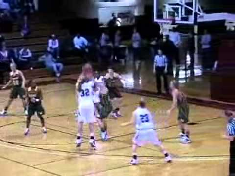 Women's Basketball vs. Methodist 12/3/10 Highlights