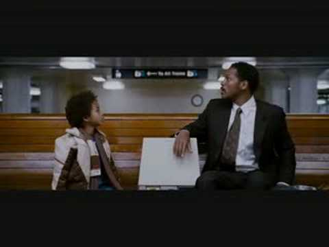 The Pursuit of Happyness Subway scene