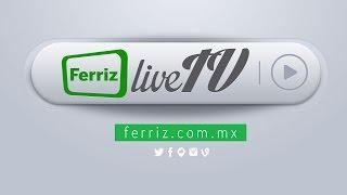 Suscríbete a Ferriz LIVE TV aquí: https://www.youtube.com/user/redaccionferriz?sub_confirmation=1 Si quieres saber más: http://www.ferriz.com.mxAudio en vivo LUNES A VIERNES de 8 am a 9:30 am: http://www.ferriz.com.mx/audiolive Síguenos en redes sociales:Facebook: https://www.facebook.com/pages/Ferriz-de-Con/342413339188070Twitter: https://twitter.com/PedroFerrizInstagram: http://instagram.com/ferrizdecon/ Descarga la app:Android: https://play.google.com/store/apps/details?id=com.centralmedia.ferriziOS: https://itunes.apple.com/mx/app/ferriz-livetv/id744548897?mt=8