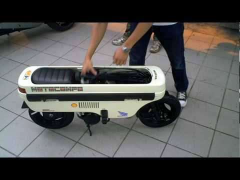 Motorcycle Briefcase made by Honda!!!