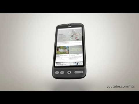 Introducing HTC Desire