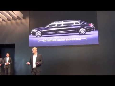Mercedes Benz - Dubai International Motor Show 2015