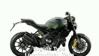 2. 2013 Ducati Monster Diesel Features & Specs