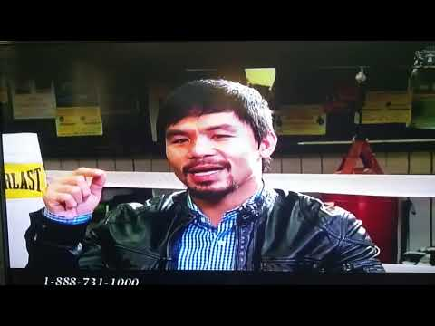 How Manny Pacquiao Became a Born-Again Christian