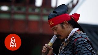 Download Youtube: Finding Balance in Korean Sword Making