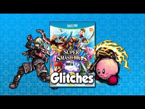 Glitches in Super Smash Bros. 4 Wii U & 3DS (PART 1) - SSB4 Wii U & 3DS Glitches - DPadGamer